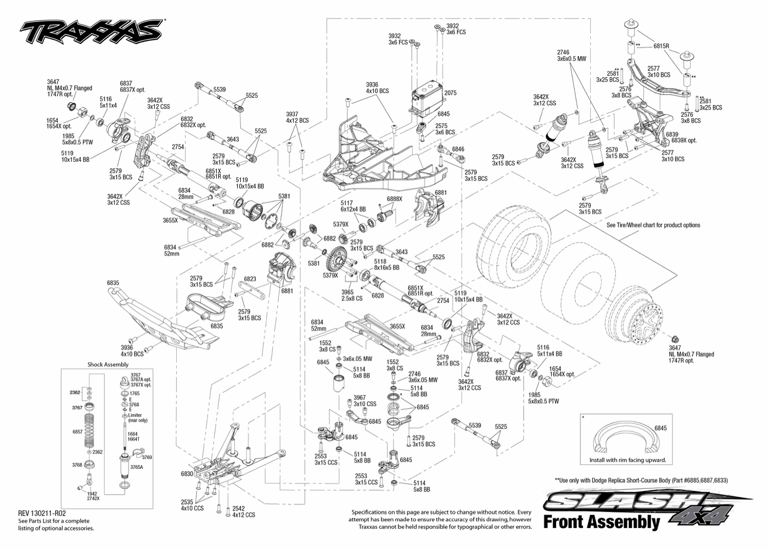 Traxxas Stampede 4x4 Vxl Diagram Wiring Diagrams For Dummies Gearing Chart Slash Speed Looking Some Info Rh Forums Com Parts