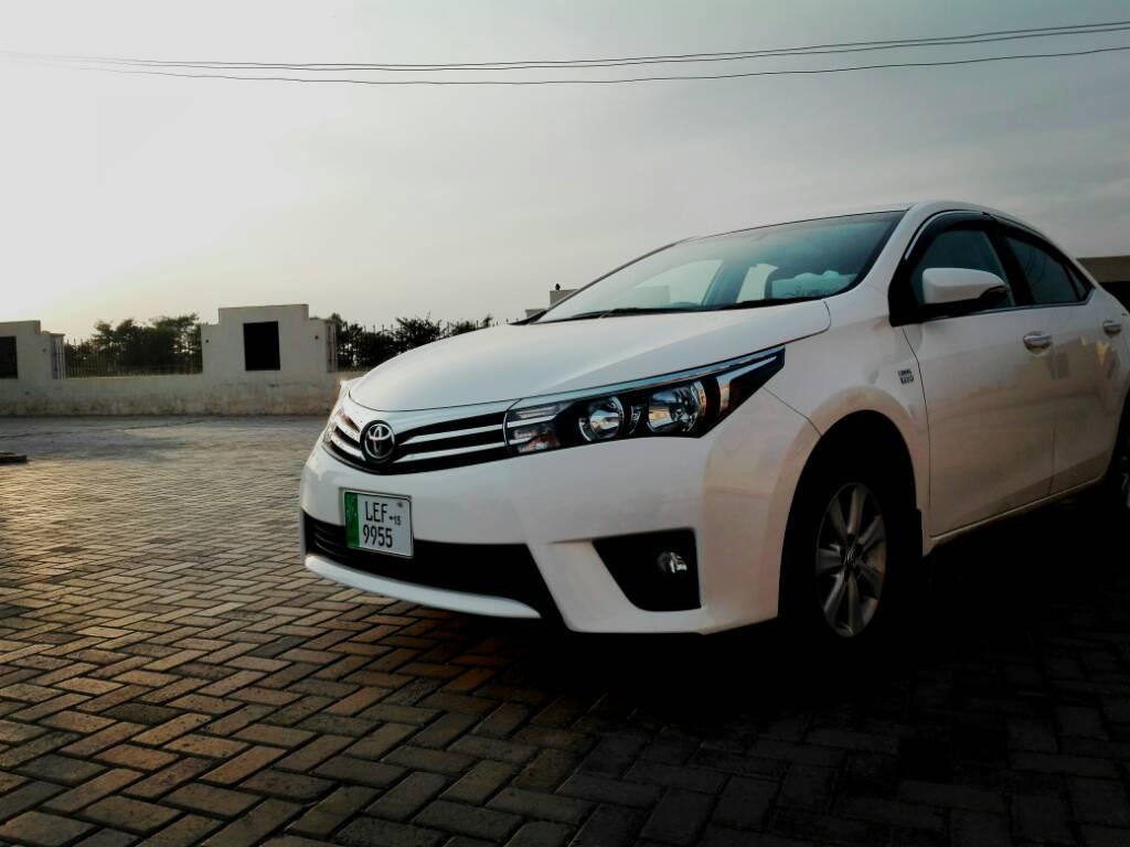 Alhumdulillah Got My New Ride - 4ef2a5bfec2f007783583d62d1cbe5e7