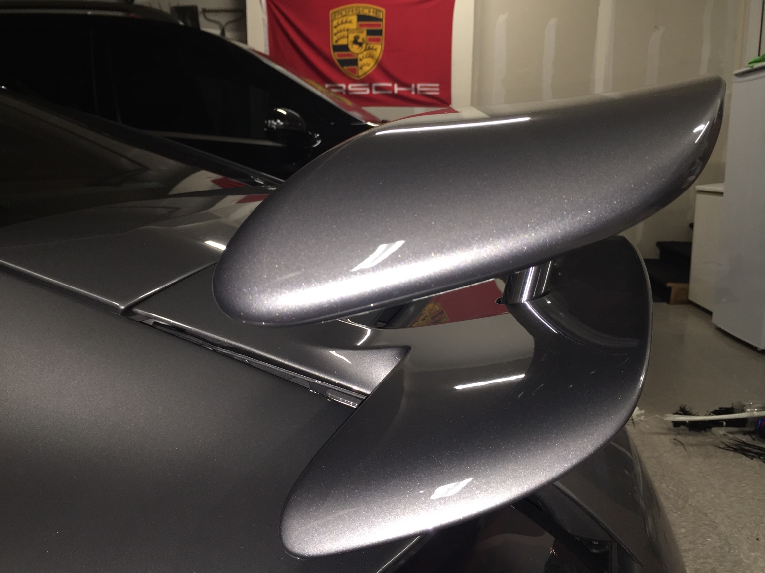 997 Turbo Rear Spoiler Failure Fix and Shopping List (Pics)
