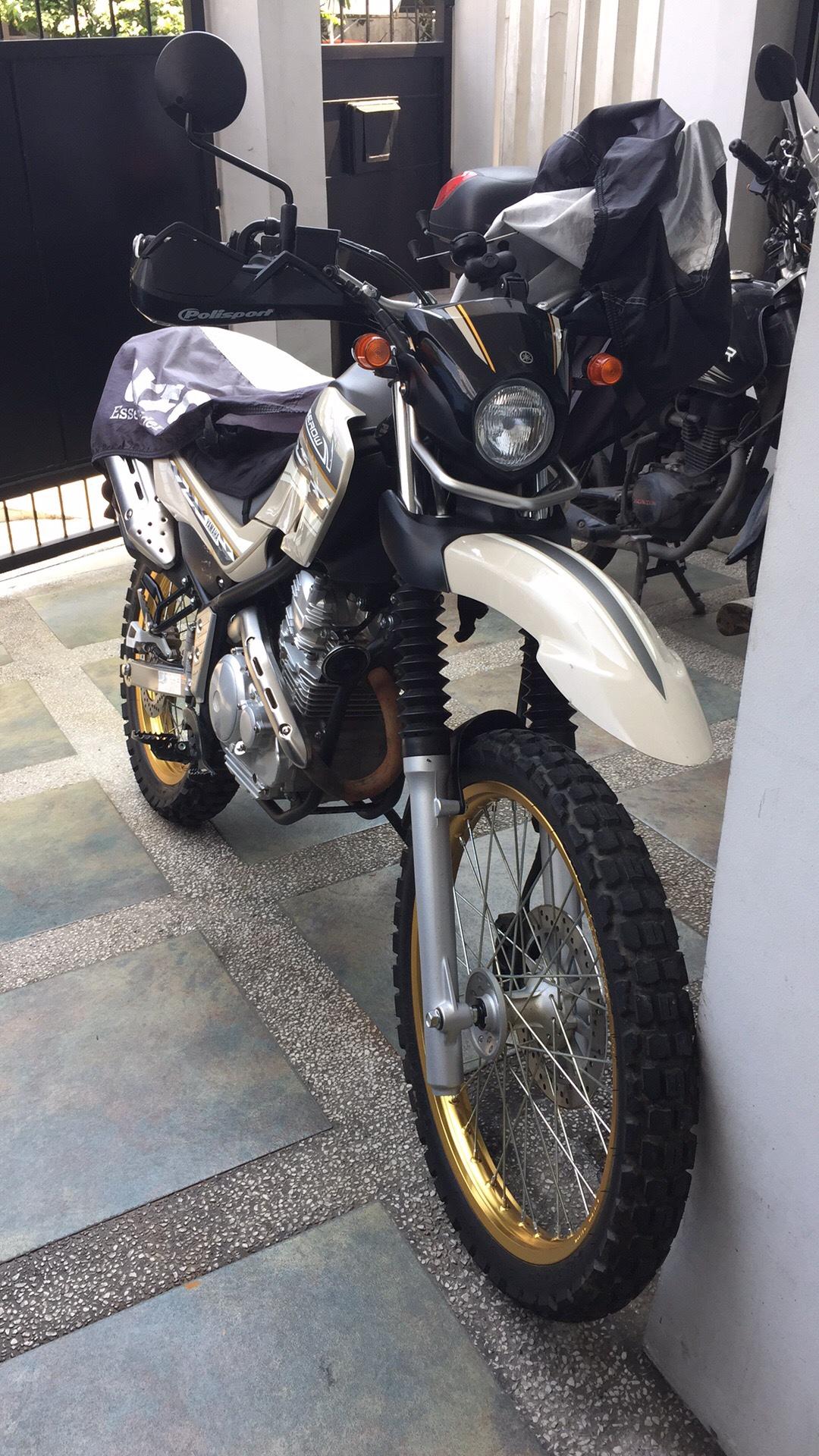 Yamaha Serow 250   Motorcycle Philippines