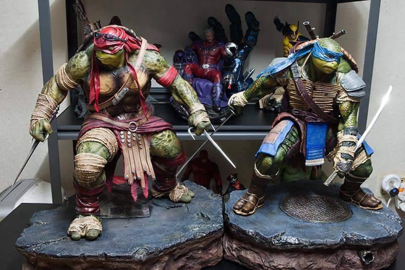474579beca9 Prime 1 Studios Teenage Mutant Ninja Turtles  Bay   Archive  - Page 5 -  Sideshow Freaks