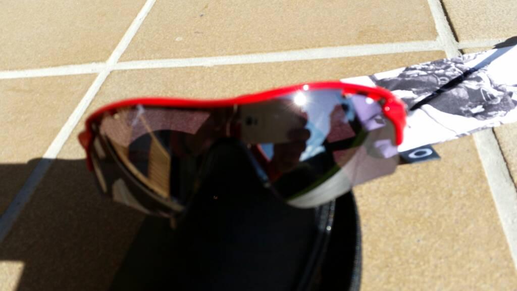 oakley radarlock rojas