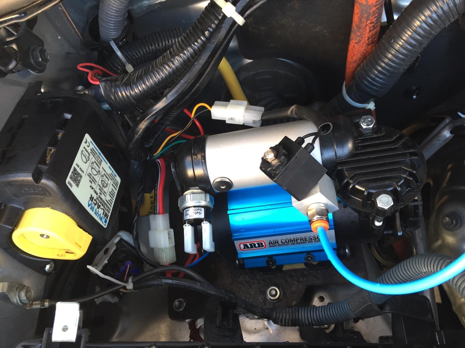 Fs2015 Toyota 4runner Trail Premium W Kdss San Luis Obispo Ca Arb Air Compressor Wiring Diagram Http Wwwpradopointcom Showthread 60000 Obo
