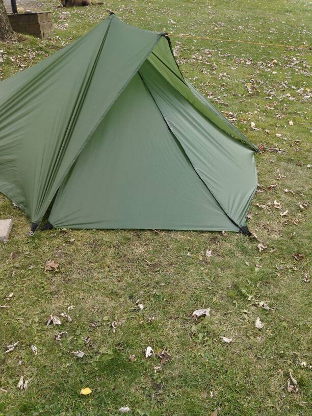Image Image ... & Forums u2022 View topic - DIY tarp/tent material