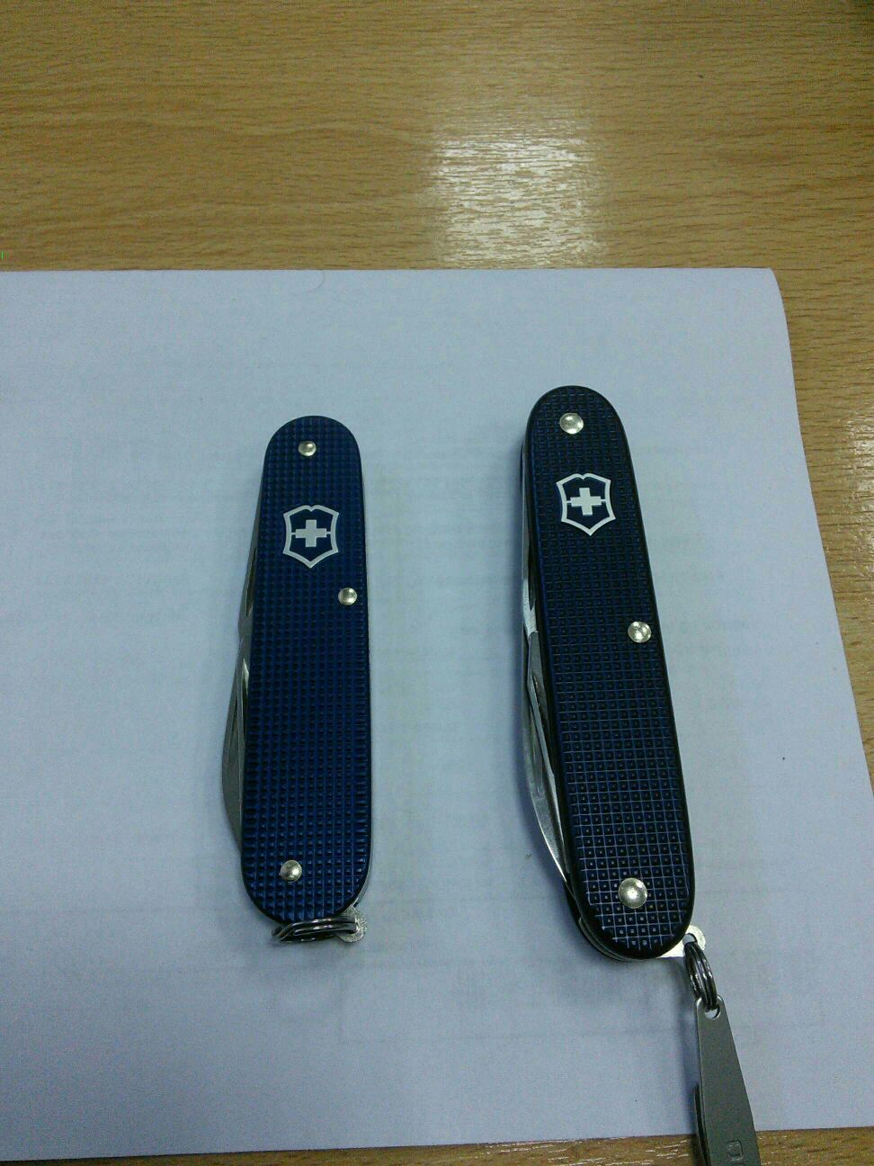 Victorinox ALOX limited edition color question | EDCForums