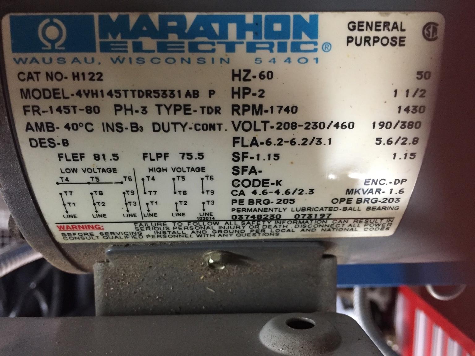 Compressor motor swap help!! [Archive] - The Garage Journal Board