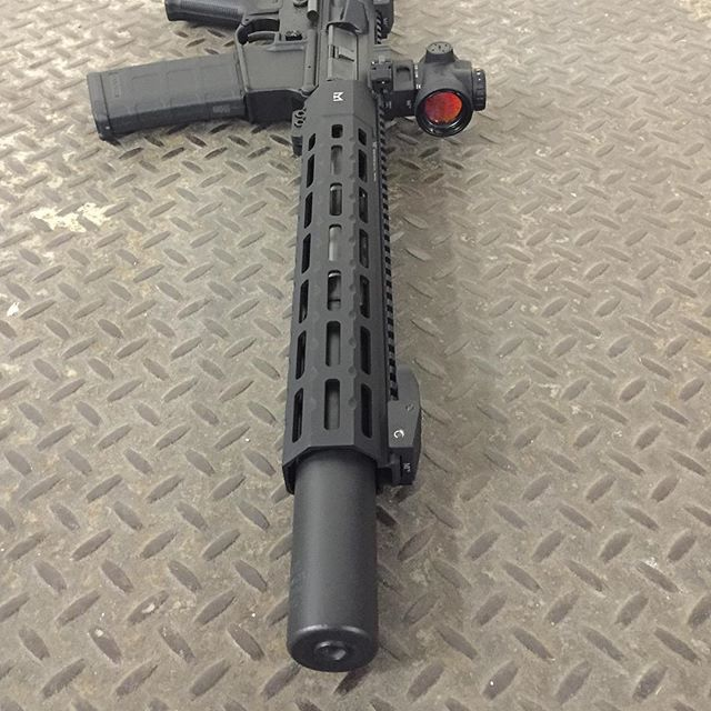 300BLK SBR - How often without a suppressor? [Archive