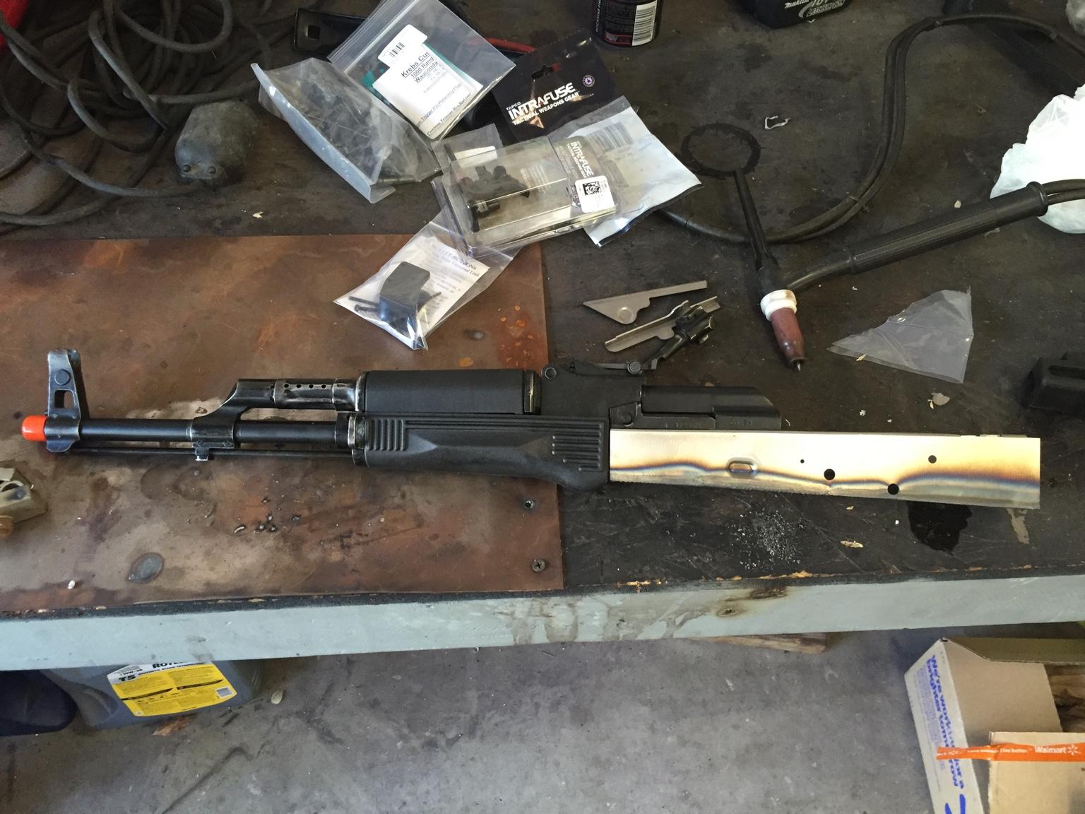 Hungarian AK-47 - First Build