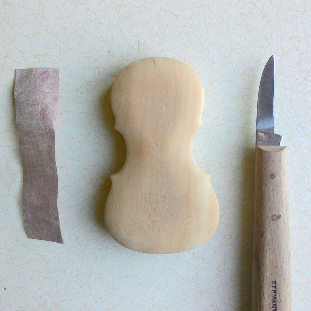 Minyatür Keman