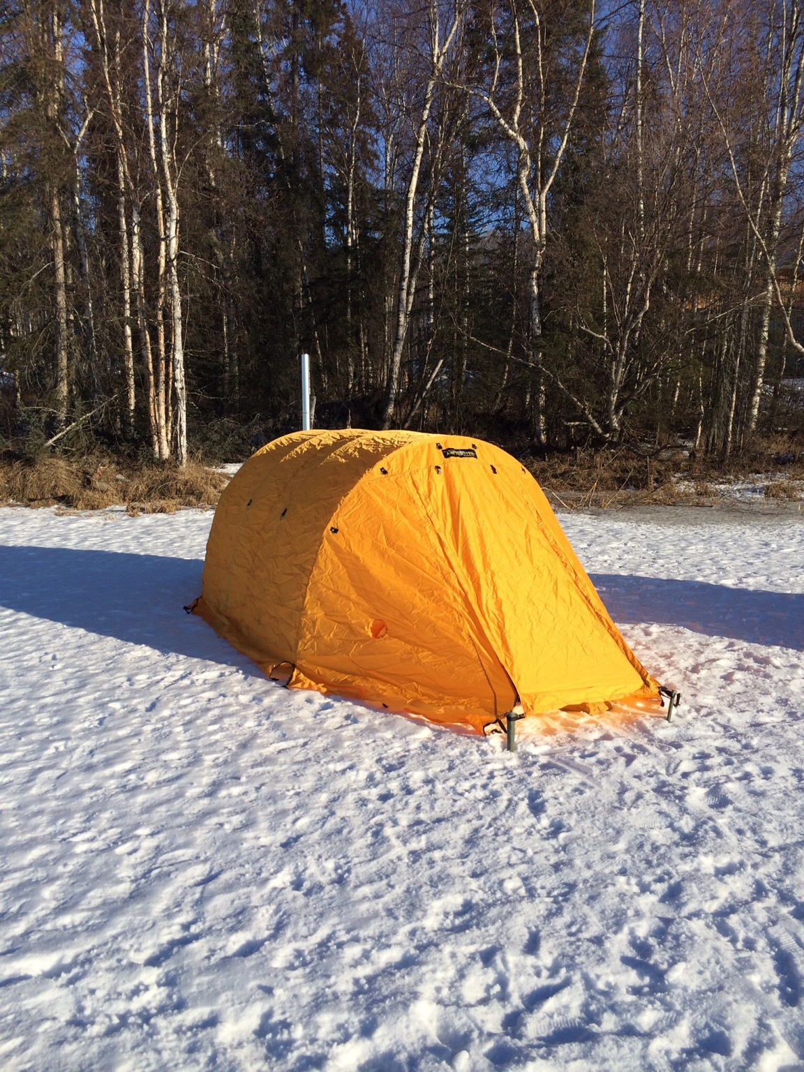 Re Heated Tents & Heated Tents - Page 2 of 4 - Backcountry Pilot