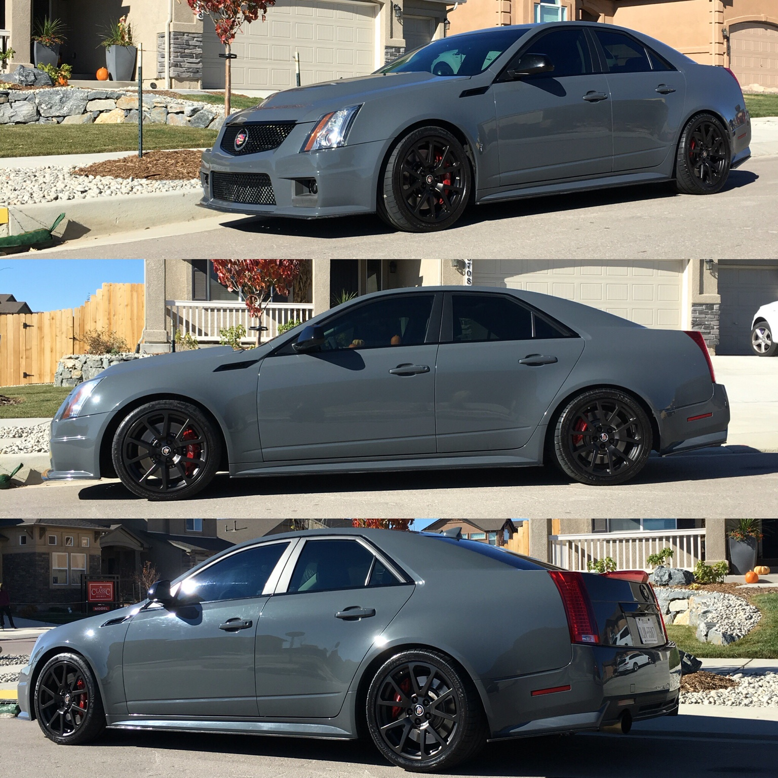 Signature my v is currently for sale at 700 rwhp 2011 black cts v sedan