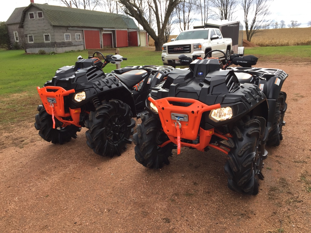Highlifter 1000 850 Owner Reviews Polaris ATV Forum
