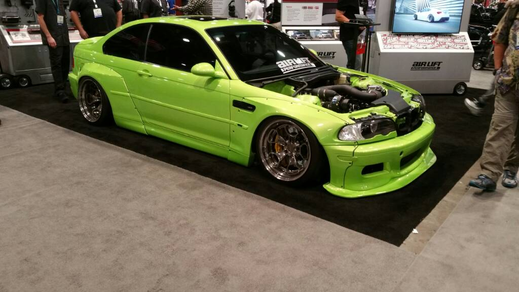 Rocket Bunny For E46 M3 what you think - Page 14 - BMW M3
