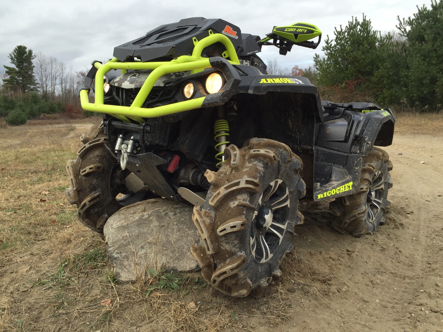 2016 Xmr 1000r Trail Tuning Page 4 Can Am Atv Forum