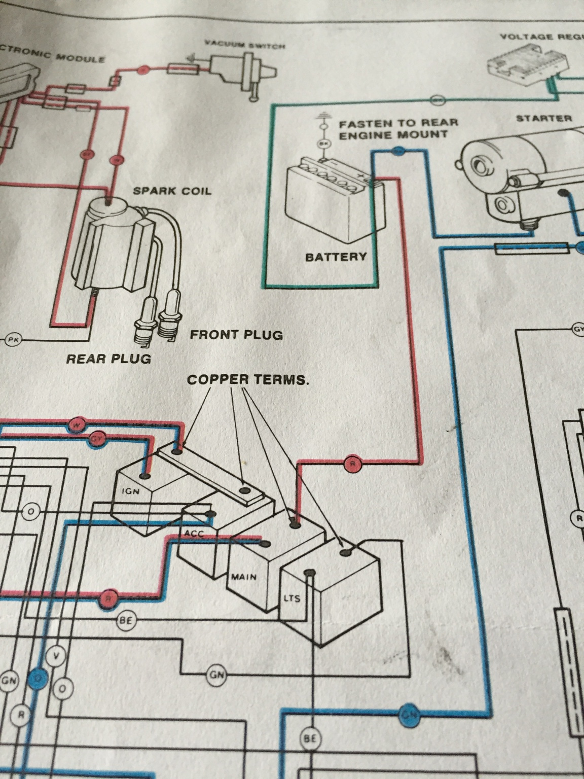 Ironhead Regulator Circuit Breaker Question Archive The Engine Diagram Sportster And Buell Motorcycle Forum Xlforum