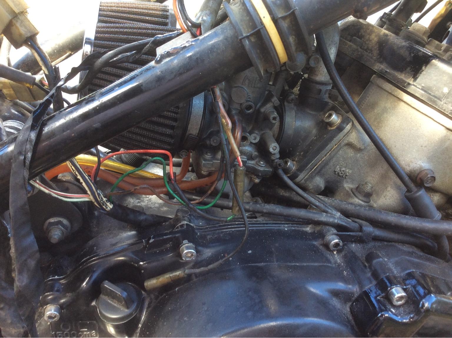 85 Rz350 No Spark Wiring Hell Rz Rd 350 Misc 2 Stroke Tech Bbs Aprilia Rs250