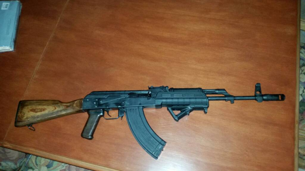 Looking to get into my first AK: WASR10, SLR107/104, SAM7
