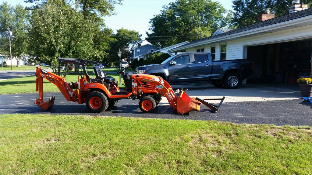 BX23 Price - OrangeTractorTalks - Everything Kubota