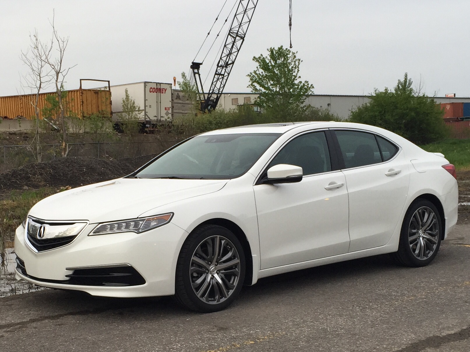 Show Us Your Wheels Acura TLX Forum - 2018 acura tl 19 inch wheels