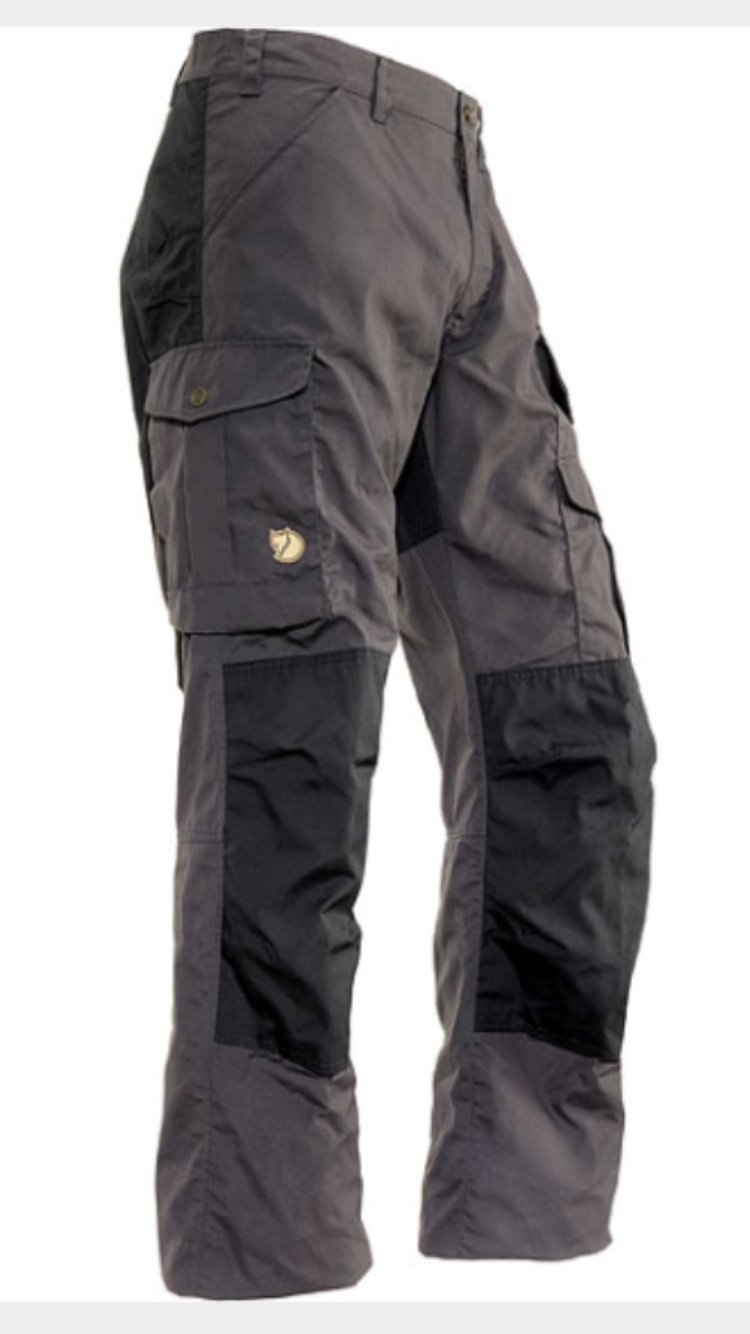 FS: Fjallraven Barents Pro Trousers