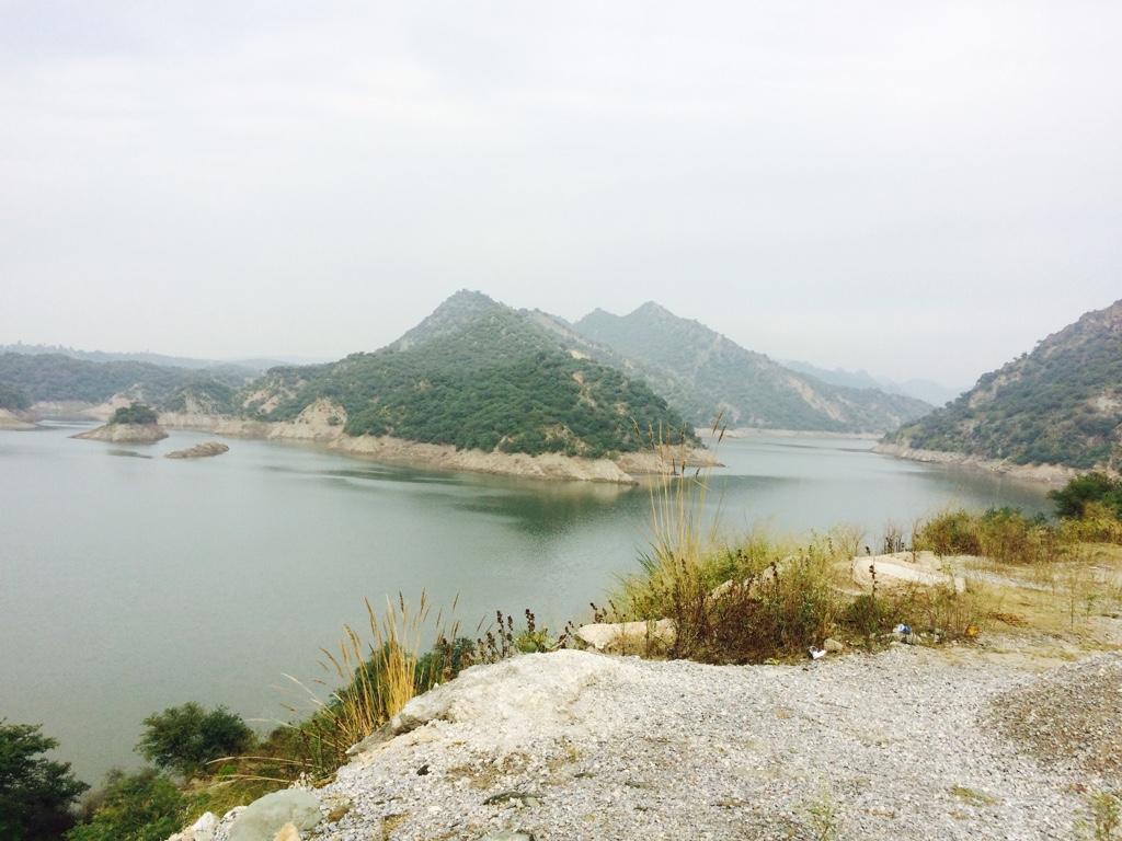 ddefd1701f93a0300f4e3a602c75577f - Trip to Azad Kashmir - Mangla Dam