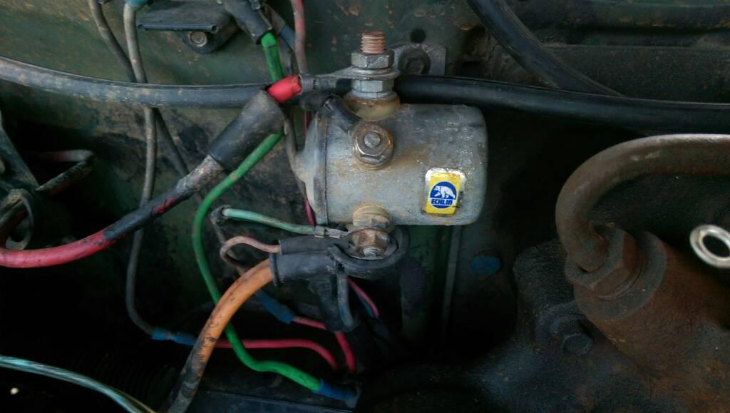 Manual Glowplug issues on