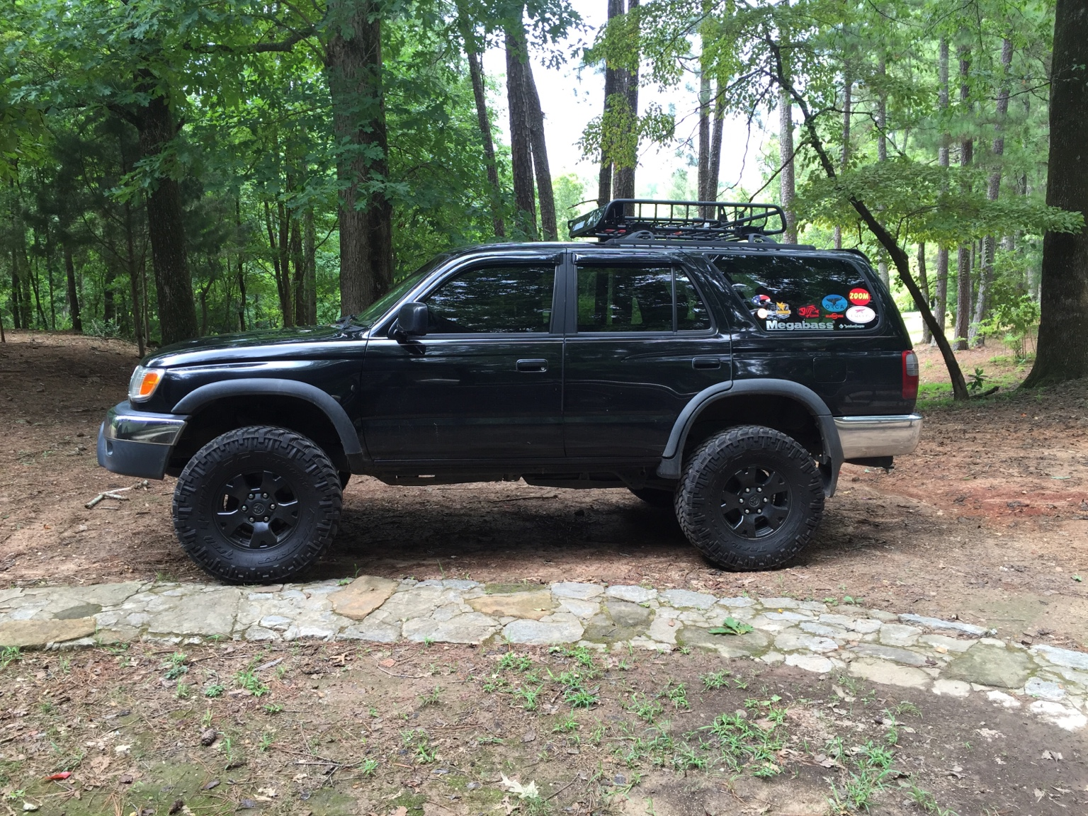 Tire And Wheel Swap Toyota 4runner Forum Largest 4runner Forum
