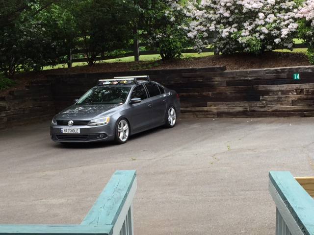 Vwvortex Com Pictures Of Peoples Jetta S With A Roof Rack