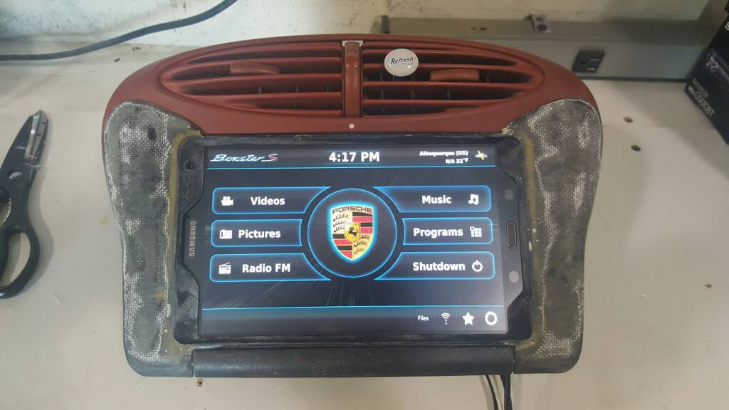 What dash face Is this? - Page 2 - 986 Forum - for Porsche Boxster