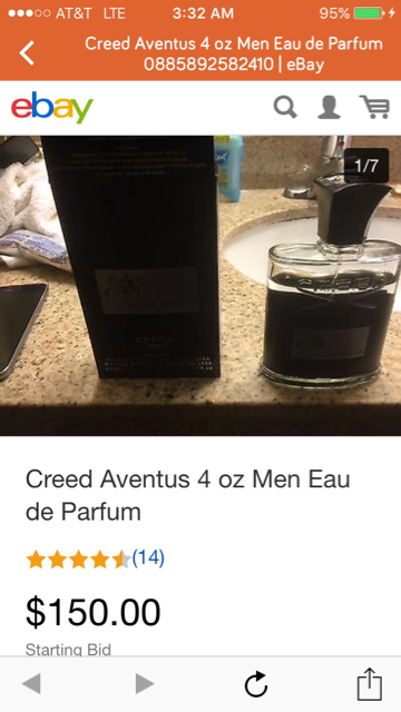 creed parfum aventus