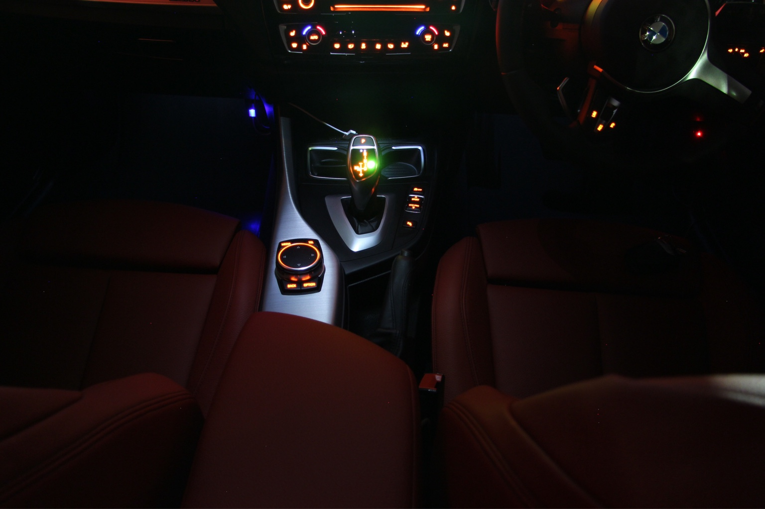 What Is The Bmw Extended Interior Light Package Picture Idokeren