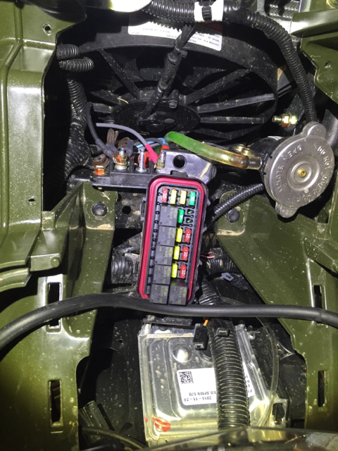 fuse box location for 2006 polaris ranger 500 wiring diagrams