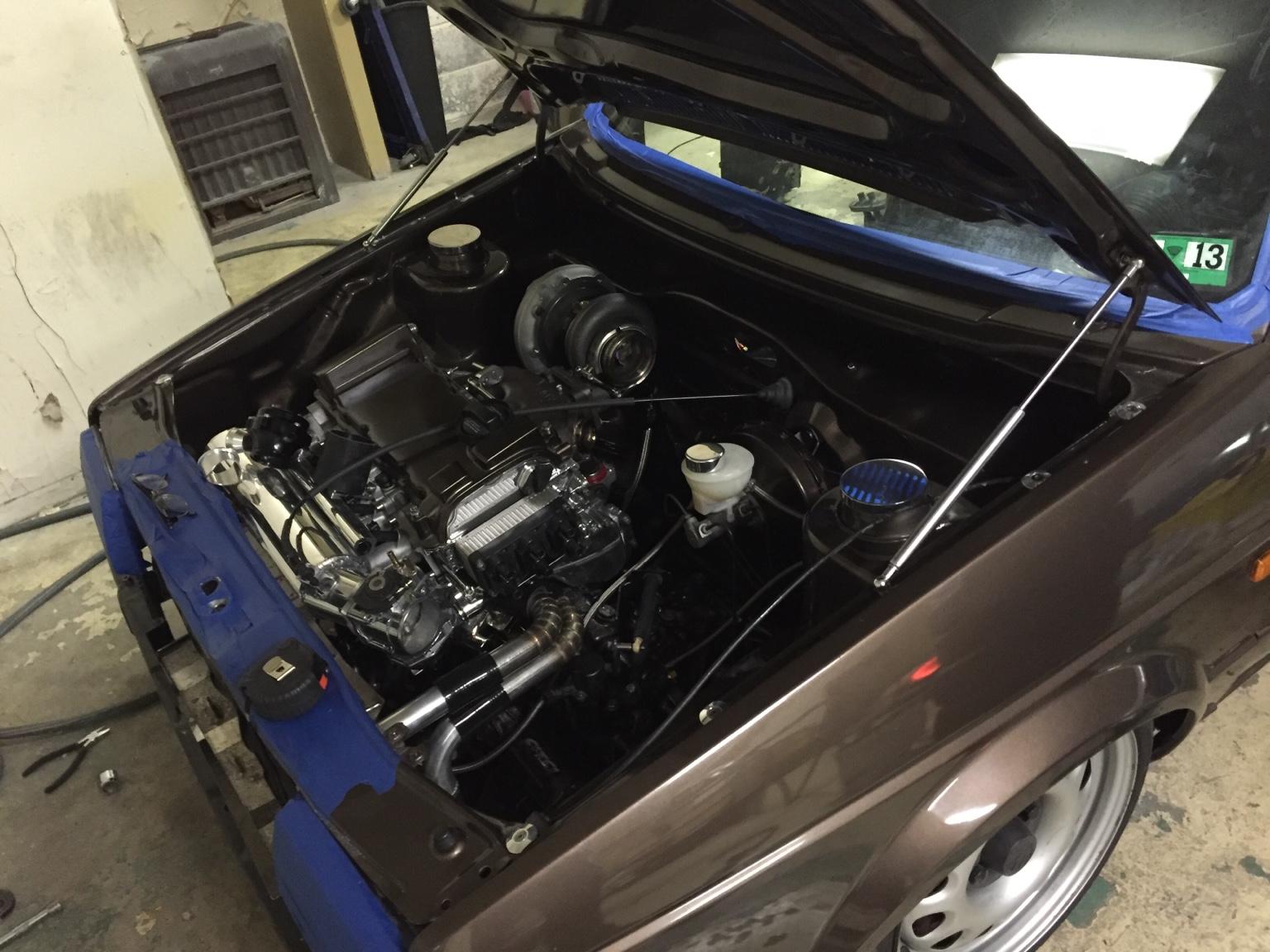 VWVortex com - Stage 4 Vr6 Turbo