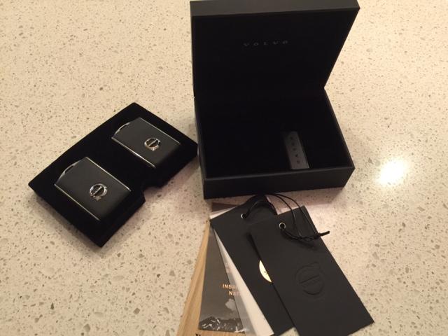 3rd Key Fob Hidden In The Box