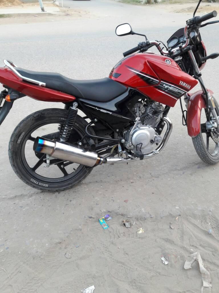 My Yamaha YBR 125 (Shafin619) - 3e0acde48726e08260adc6918b3b934c
