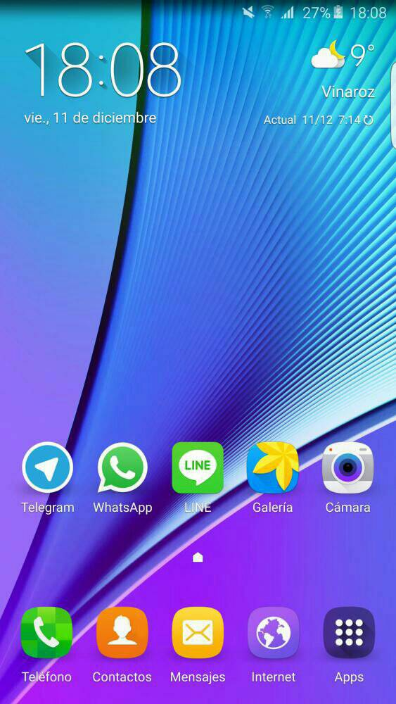 N910F] Kyubi Rom Note 5 - Modding Samsung Galaxy Note 4 - Androidiani