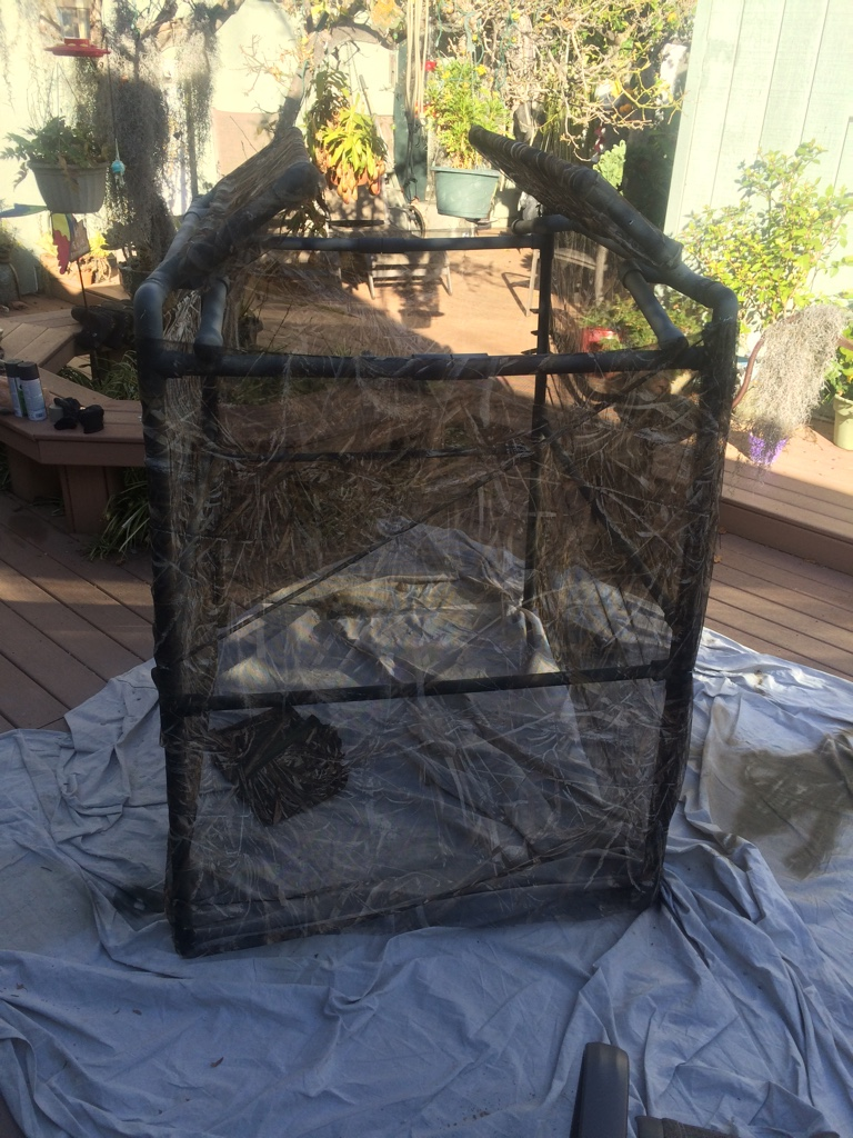waterfowl co silo blinds duck products blind hanson portable redneck