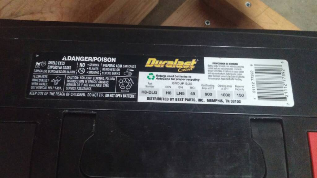 How complicated is it to replace the battery on a B8 A4