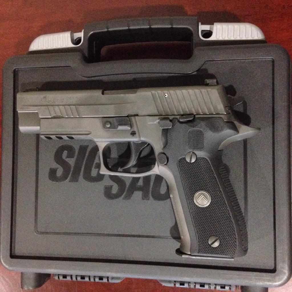 pistole sig p226 legion
