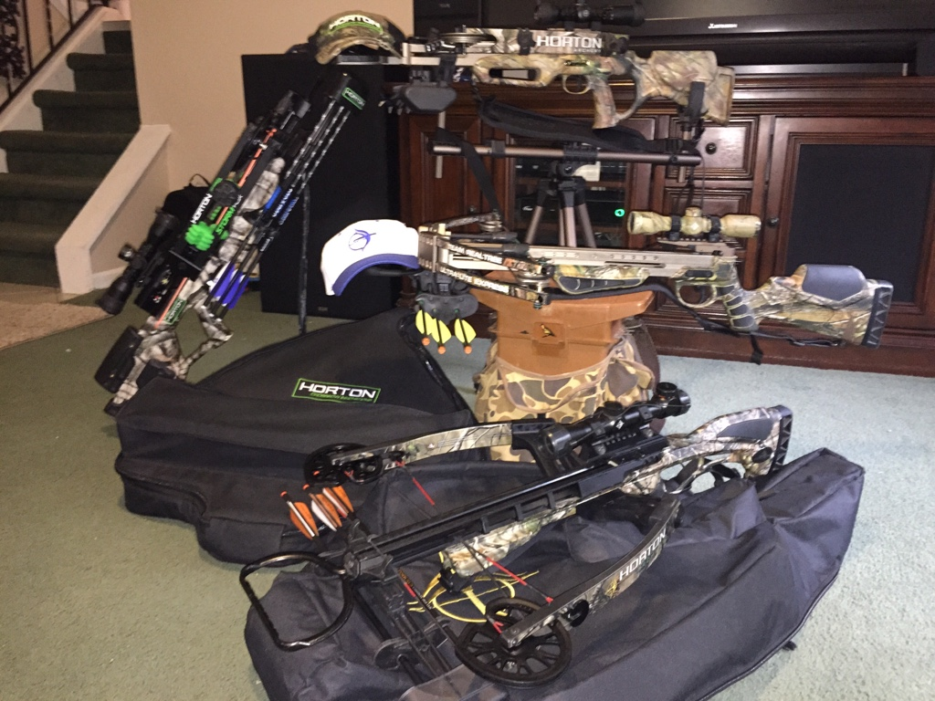 New Horton crossbows next year? | Crossbow Nation Forum