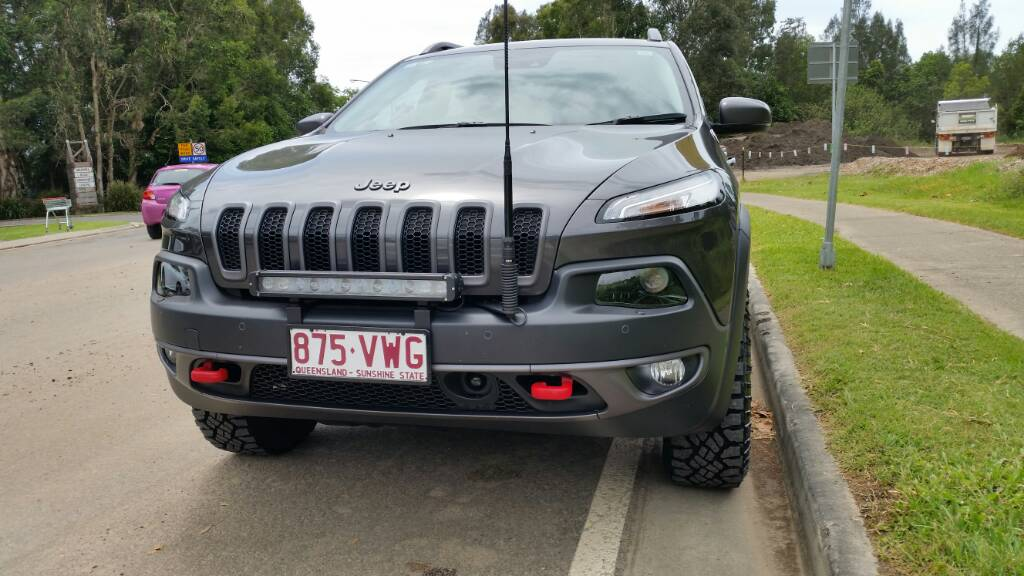 2014 Jeep Grand Cherokee Lift Kit >> Bull-Bar - 2016 Trailhawk - Page 5 - 2014+ Jeep Cherokee Forums