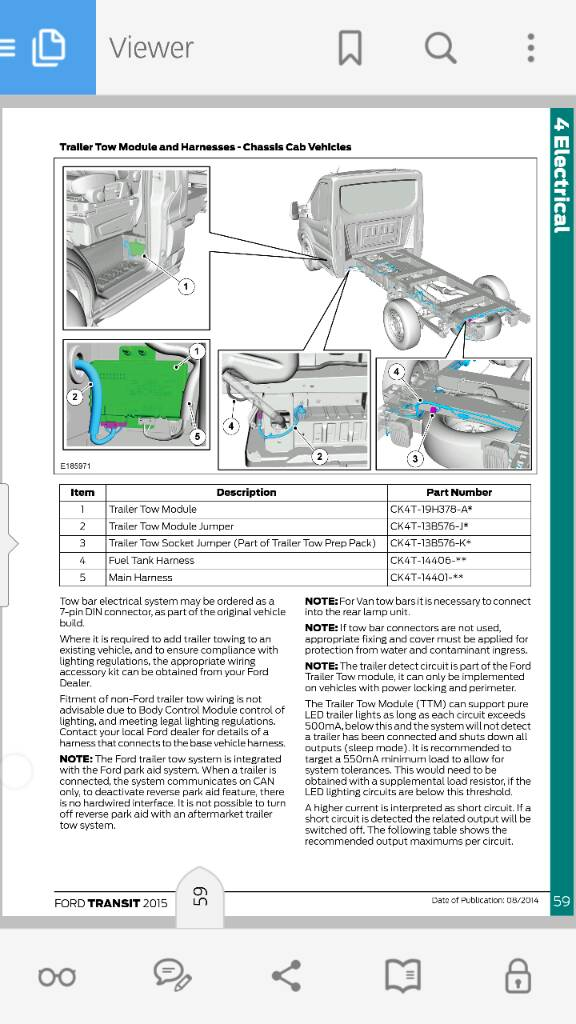 Trailer Light Wiring - Page 2