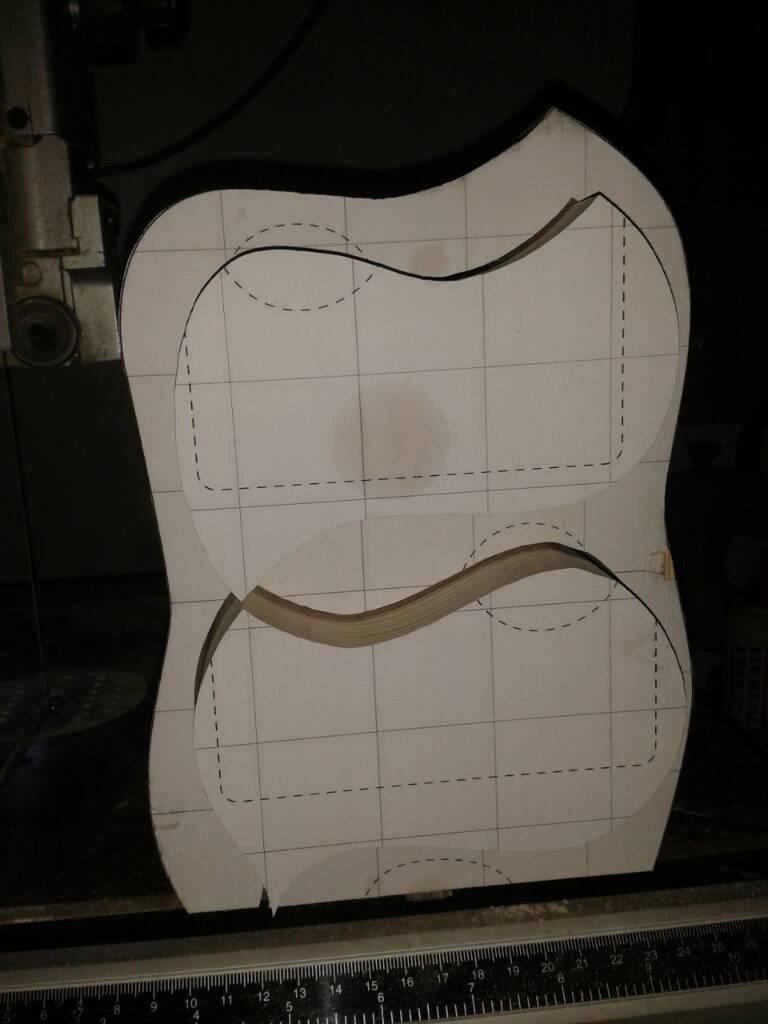 Band şerit testere takı kutusu