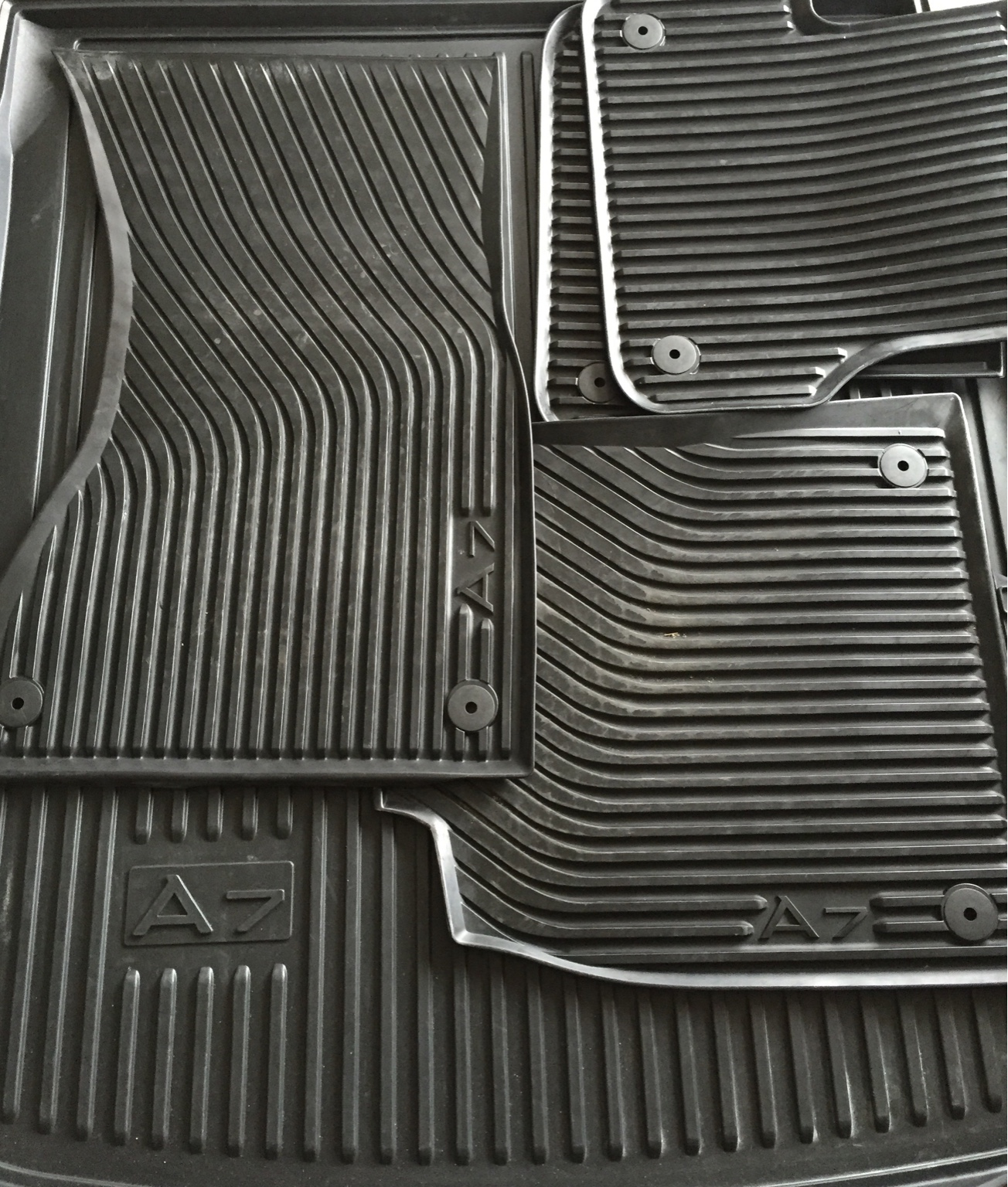 Rubber floor mats for sale - Please Pm Me If You Are Interested Thanks