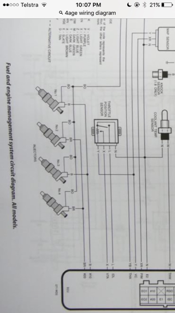 ps1000 Semi-sequential injection wiring. [Archive ... on