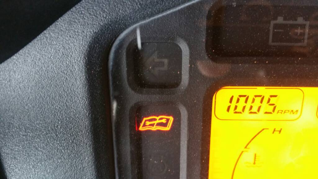 John Deere Gator Lights : Warning light john deere gator forums