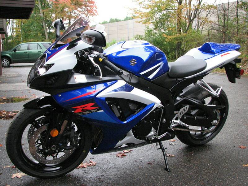For Sale - Motorcycles | 2007 gsxr 750.