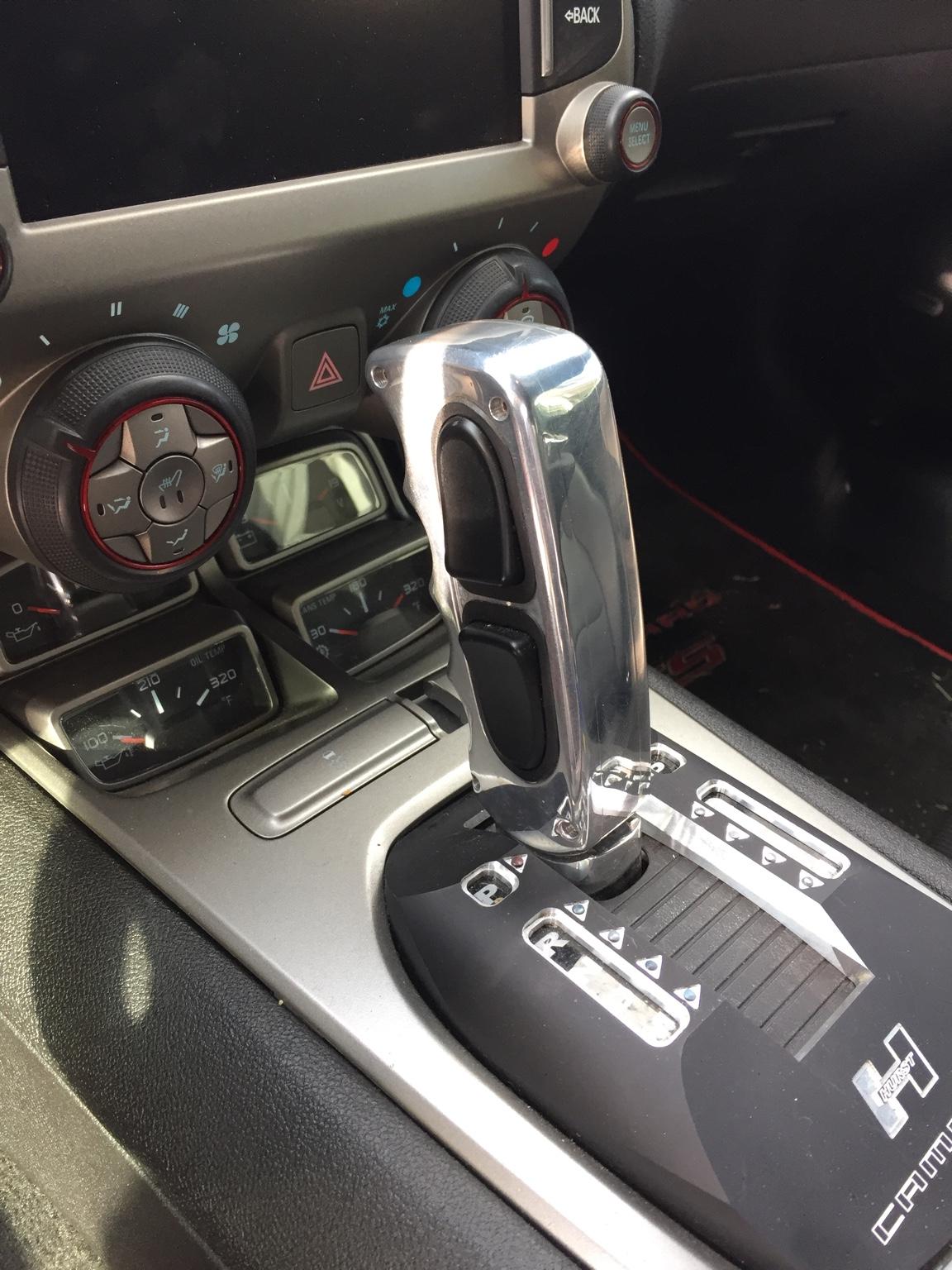 Camaro chevy camaro ss automatic : WTB HURST SHIFTER FOR AUTOMATIC - Camaro5 Chevy Camaro Forum ...
