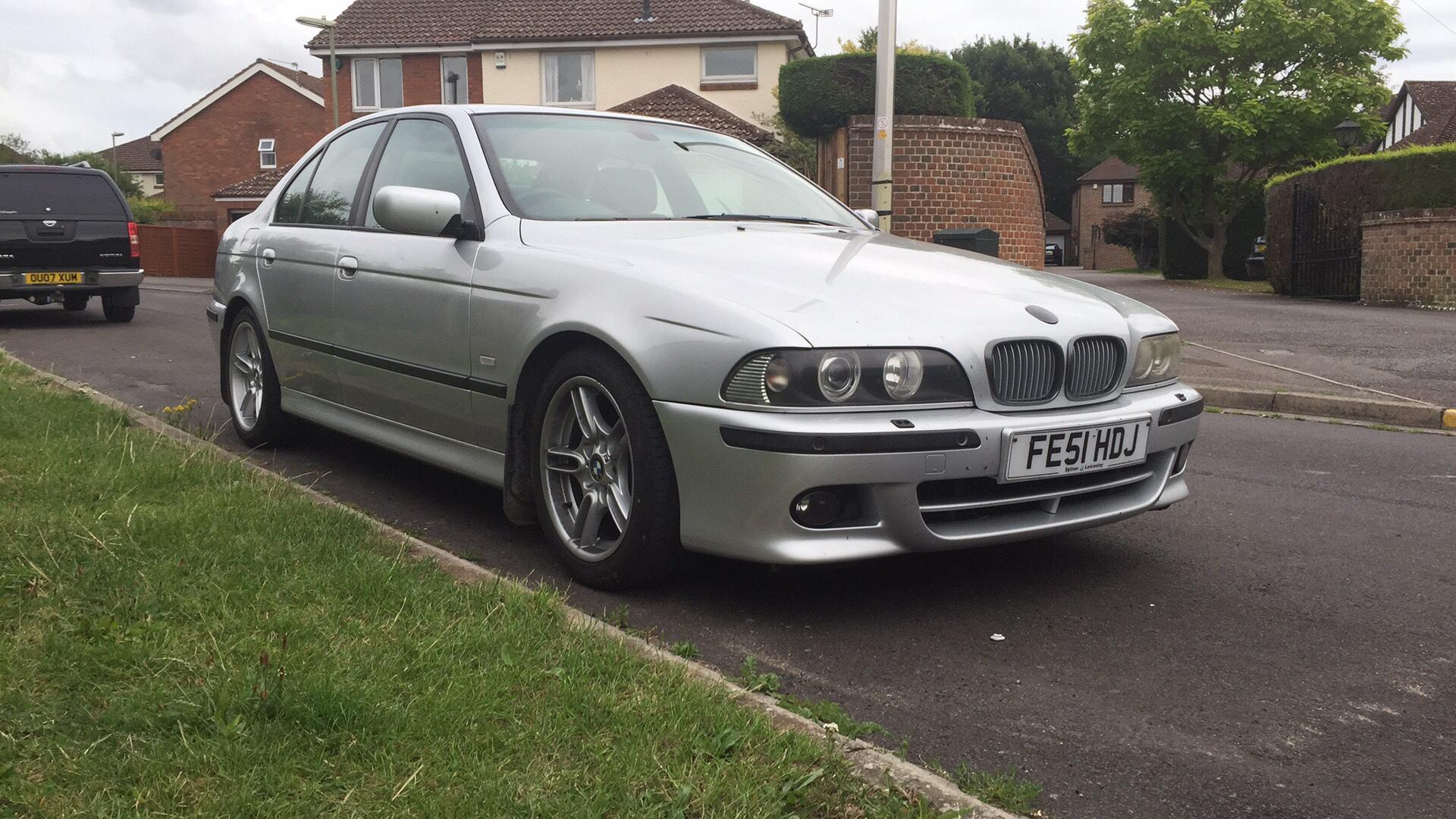 2001 BMW 525i M-Sport Auto | Driftworks Forum