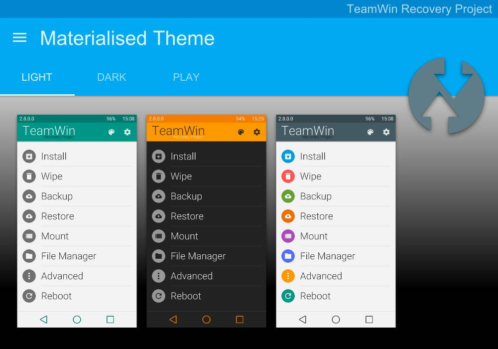twrp samsung note 4 how to get in